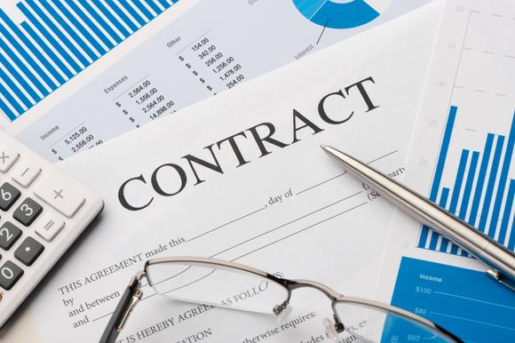 иностранный контракт на услуги образец
